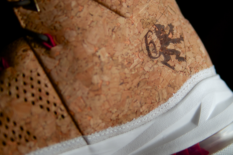 """sale retailer c0db2 f9346 It s almost February which means that there s one release everyone s been  anticipating since last year, the Nike Lebron 10 """"Cork""""."""
