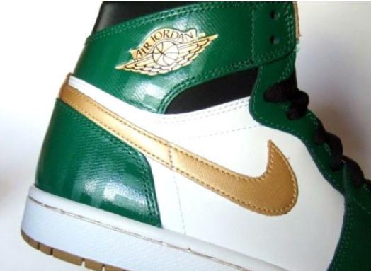 "The Air Jordan 1 High OG Retro family will be welcoming a new member in the  form of the freshly conceived ""Celtics"" colorway. So 2af44e2711"