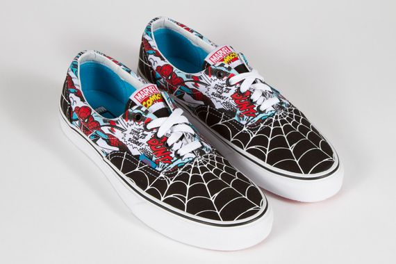 Vans x Marvel_Spider Man Era