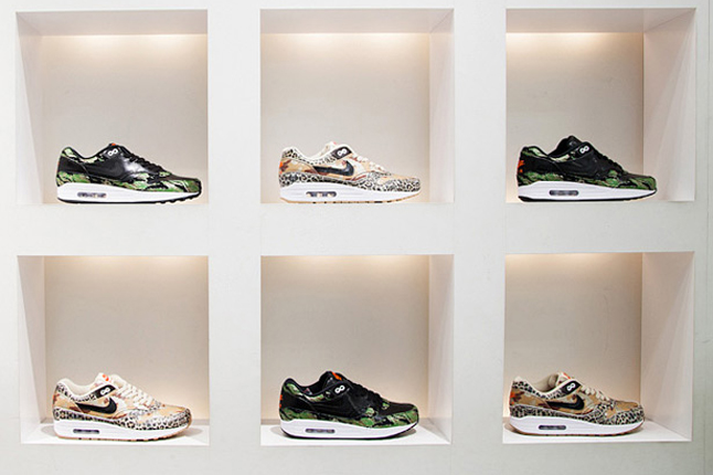 atmos-nike-am1-animal-camo-launch-recap-store-colab-display-1