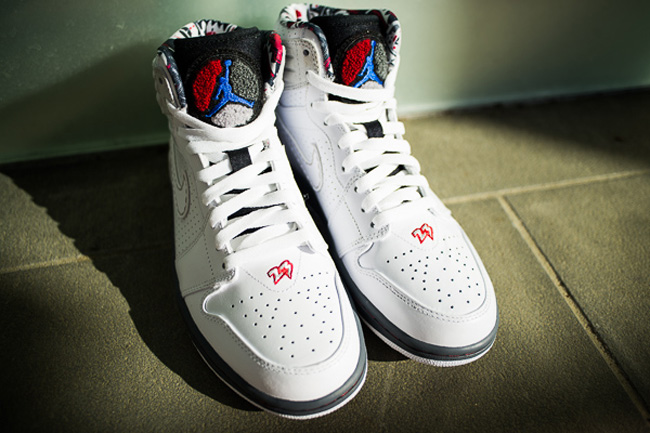 "> Air Jordan 1 Retro '93 ""Bugs Bunny"" - Photo posted in Kicks @ BX (Sneakers & Clothing) 