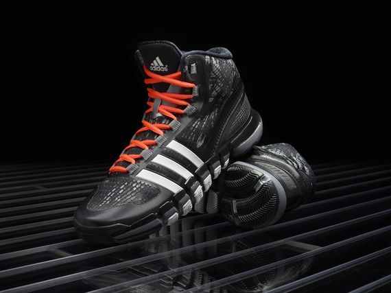 adidas Unveils New Crazyquick Black-Lead Colorway