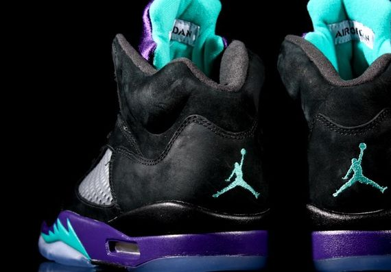Retro 5 Grapes Black White Air-jordan-5-black-grape_07