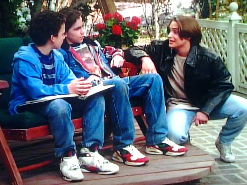 boy meets world bugs bunn7 8's