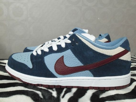 ftc x nike sb dunk low - available early