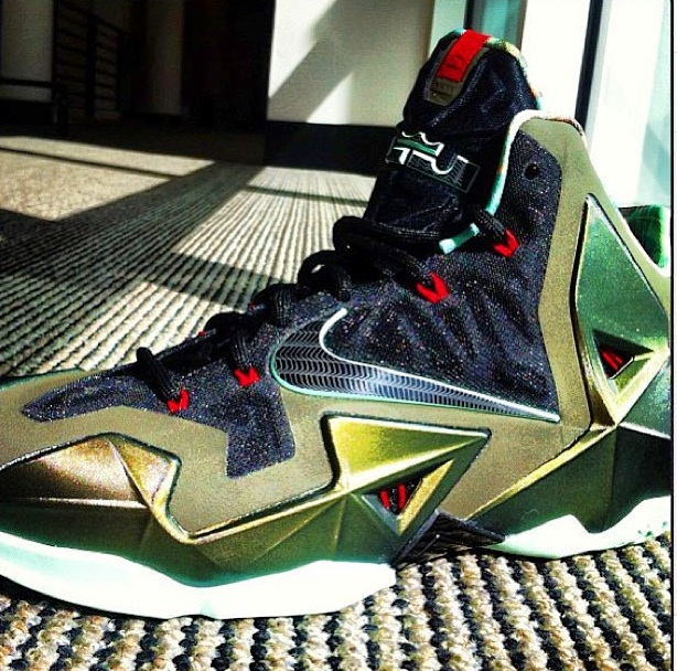 lebron 11 full shot