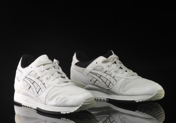 asics gel lyte 3 off white