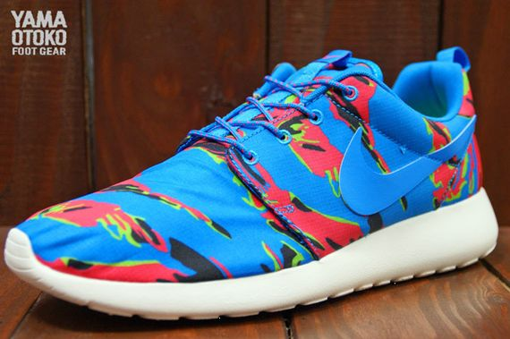 brand new bd773 2023f color camo-roshe run-nike color camo-roshe run-nike 05 ...