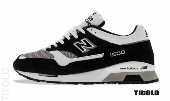new balance black grey white