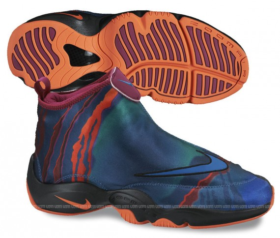 nike-air-zoom-flight-the-glove-prm-green-abyss-black-bright-magenta-orange-570x484