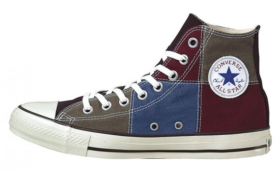 patchwork-chuck taylor all-star-converse