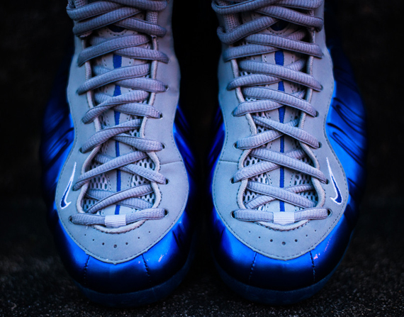 Nike Air Foamposite One Sport Royal Release Reminder