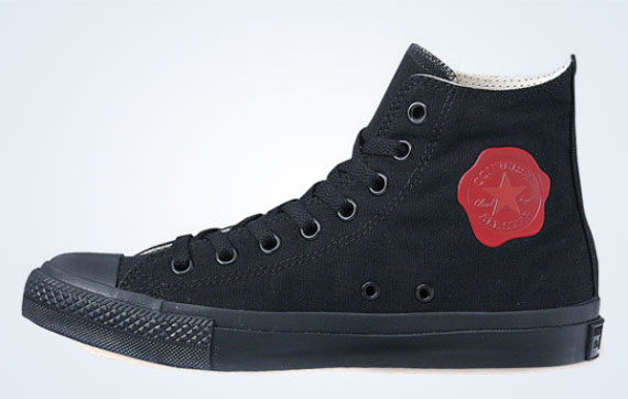 sealing wax pack-chuck taylor all-star hi-converse