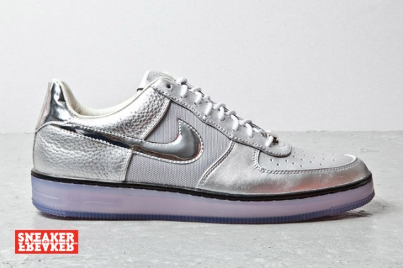 silver-air force 1 downtown-nike