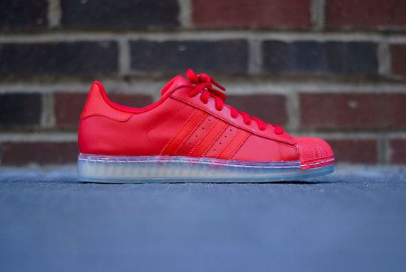 vivid red-superstar clr-adidas