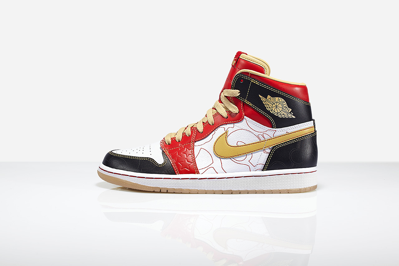 51d96846b6db6b 2013 Nike Air Jordan Retro 1 High XQ – Returns « The Closet ...