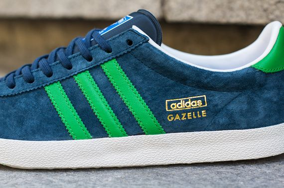 dark petrol-real green-gazelle-adidas