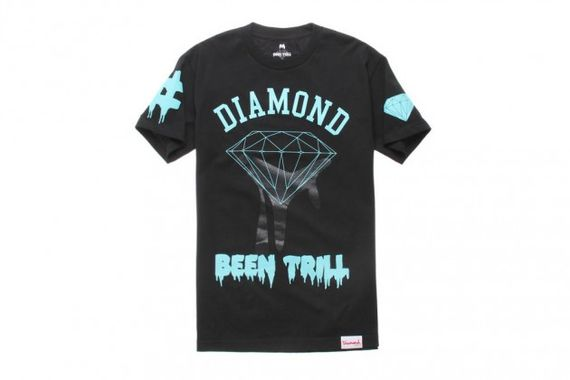 diamond supply co-been trill-capsule collection