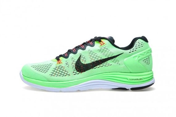 flash lime-lunarglide +5-nike