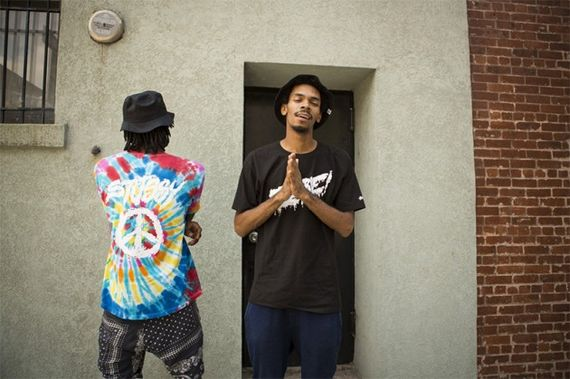 flatbush zombies-stussy-summer 2013 capsule collection_03