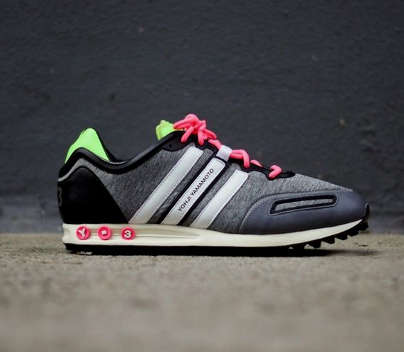 grey-neon-y3 trainer-adidas originals