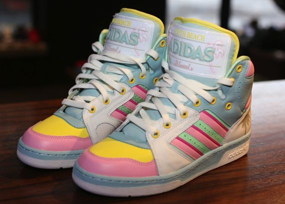 jeremy scott-adidas-js license plate-south beach