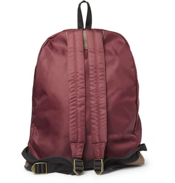 leather trimmed backpack-apc_02