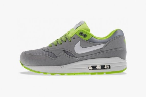 venom-wolf grey-flash lime-air max 1-nike
