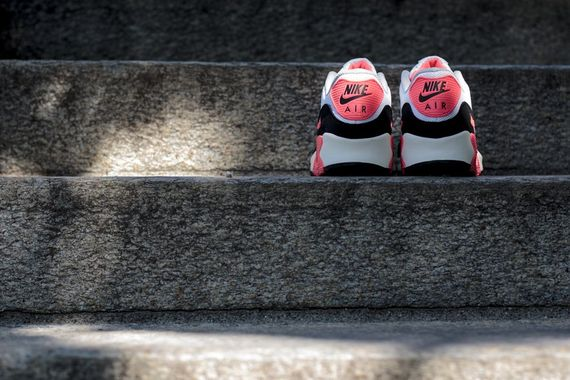 Nike Air Max 90 Premium Tape Infrared