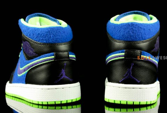 air jordan-1 mid-fresh prince of bel air