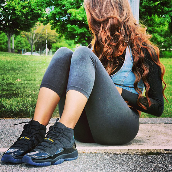 air-jordan-xi-gs-gamma-blue-on-feet-5