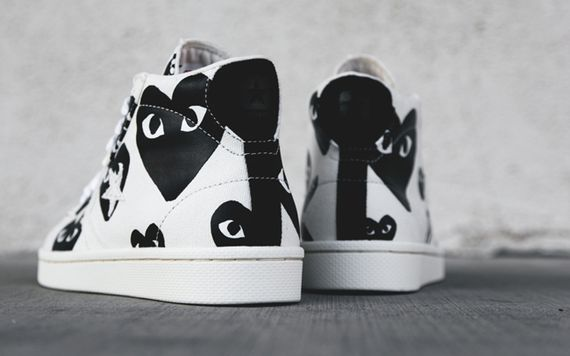 comme des garcons PLAY-converse-pro leather high_03