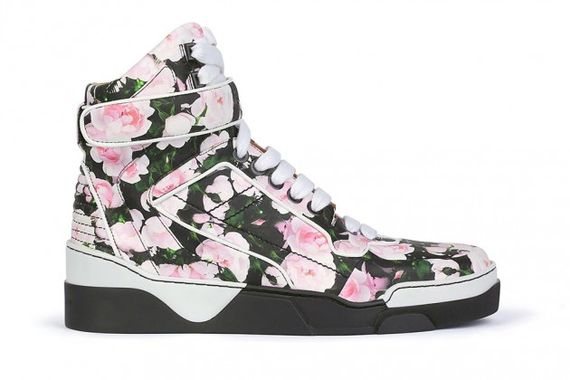 givenchy-pre spring-2014 footwear collection