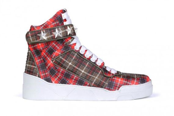 givenchy-pre spring-2014 footwear collection_03