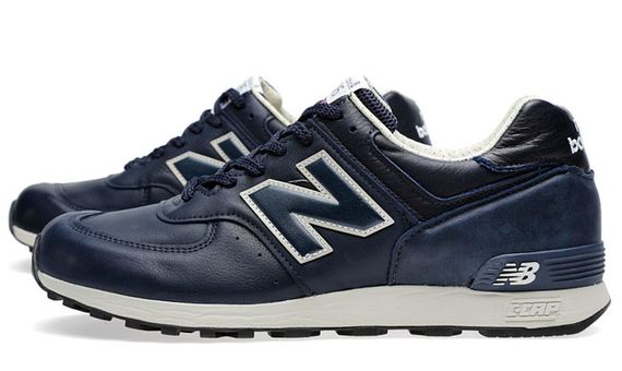 new balance 1500 navy leather