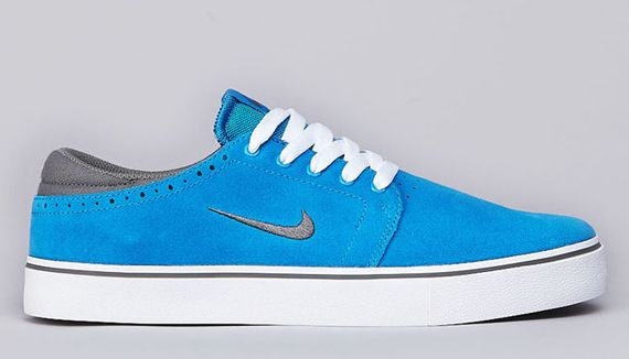 nike sb-team edition-blue-mercury grey