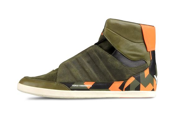 y3-fall-winter 2013 footwear collection