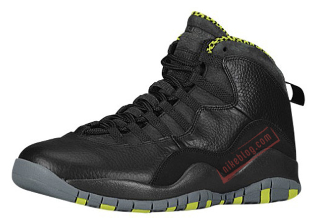 Air-Jordan-10-Black-Venom-Green-Release-Date-2