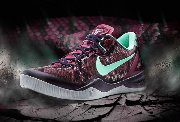 Pit Viper    Kobe 8     Official Photos and Release InfoKobe 8 Pit Viper On Feet