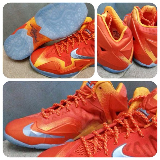 nike-lebron-11-orange-silver