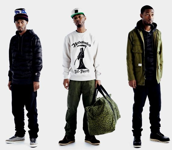 undefeated-fall 2013 lookbook