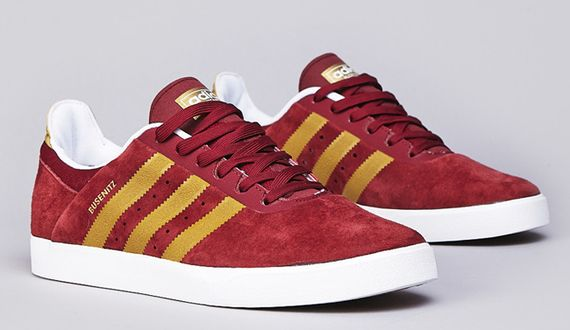 adidas skateboarding-busenitz-cardinal red-metallic gold_02