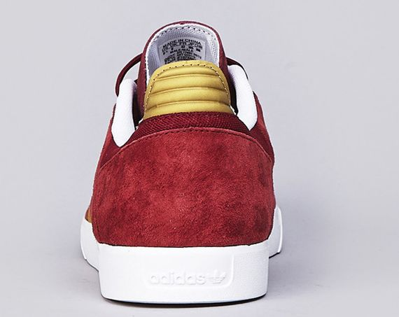 adidas skateboarding-busenitz-cardinal red-metallic gold_04