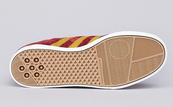 adidas skateboarding-busenitz-cardinal red-metallic gold_05