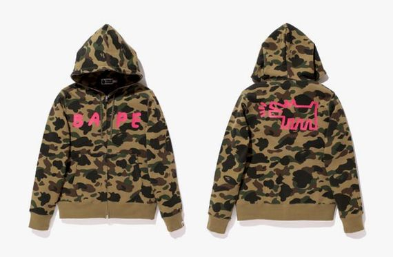 bape-keith haring-capsule collection_03