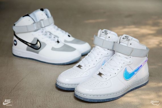 nike-air force 1-downtown-hologram