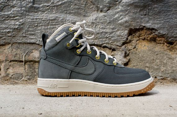 nike-air force 1-duckboot-anthracite