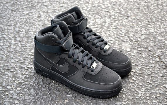 nike-air force 1 hi-tec tuf-black