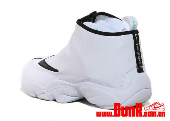 nike-air zoom flight glove-white-black-green_03