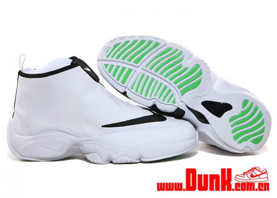 nike-air zoom flight glove-white-black-green_04